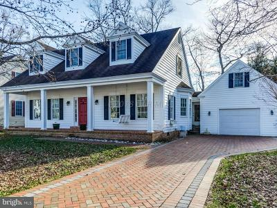 Ocean Pines Single Family Home For Sale: 1107 Stones Run