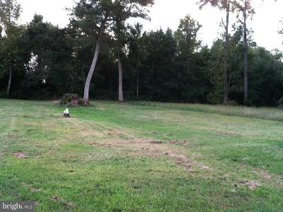 Wicomico County, WICOMICO COUNTY Residential Lots & Land For Sale: Old Mill Road