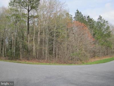 Worcester County, WORCESTER COUNTY Residential Lots & Land For Sale: Shady Drive