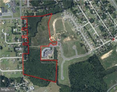 Somerset County, Wicomico County, Worcester County Residential Lots & Land For Sale: West Road