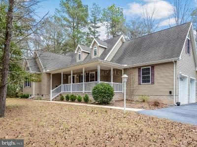 Snow Hill Single Family Home Under Contract