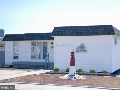 Ocean City Single Family Home For Sale: 131 Channel Buoy Road