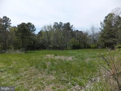 Somerset County Residential Lots & Land For Sale: Clifton Mister Road