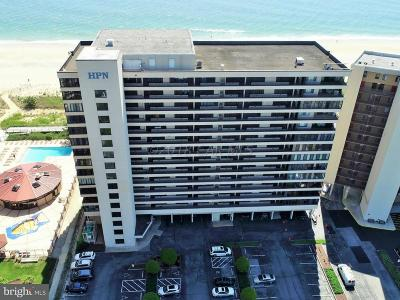 Ocean City Single Family Home For Sale: 11400 Coastal Highway #7A