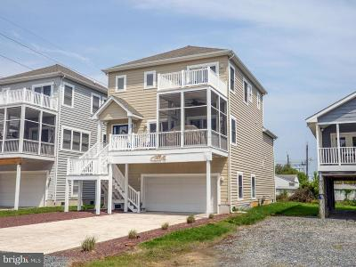 Ocean City Single Family Home For Sale: 12837 Townsend Road