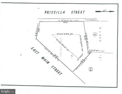 Wicomico County, WICOMICO COUNTY Residential Lots & Land For Sale: 1003 E Main Street