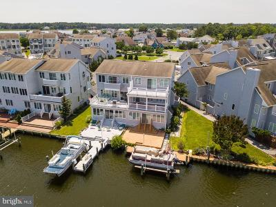 Ocean Pines Townhouse For Sale: 9 Blue Bill Court #B