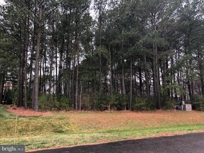 Ocean Pines Residential Lots & Land For Sale: 403 Bluewater Court