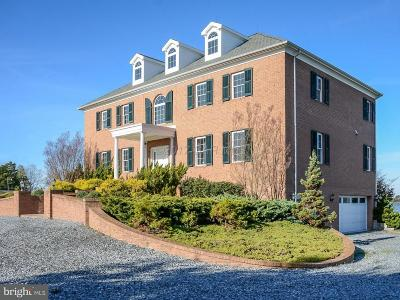 Princess Anne Single Family Home For Sale: 26316 Mount Vernon Road