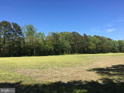 Worcester County, WORCESTER COUNTY Residential Lots & Land For Sale: Lot 3a Riverview Park Drive