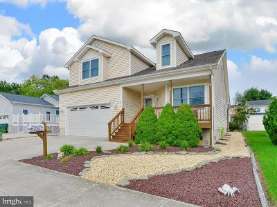 Ocean City Single Family Home For Sale: 14000 Barge Road