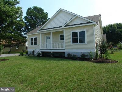 Ocean Pines Single Family Home For Sale: 104 Camelot Circle