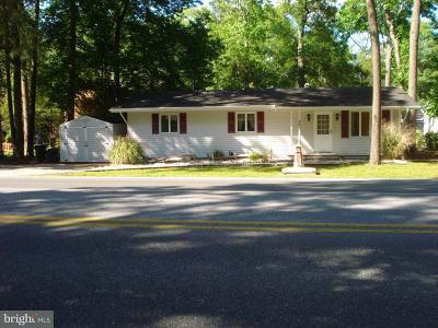 Ocean Pines Single Family Home For Sale: 289 Ocean Parkway