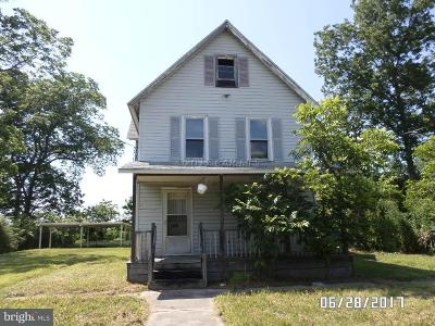 Westover Single Family Home Under Contract: 8984 Crisfield Highway