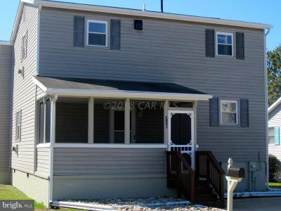 Ocean City Single Family Home For Sale: 715 Anchor Chain Road