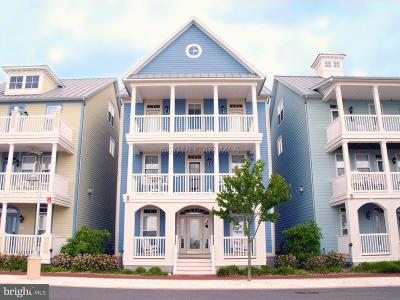 Ocean City Single Family Home For Sale: 14 Shore Point Drive