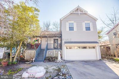 Ocean City Single Family Home For Sale: 13702 Fountain Road