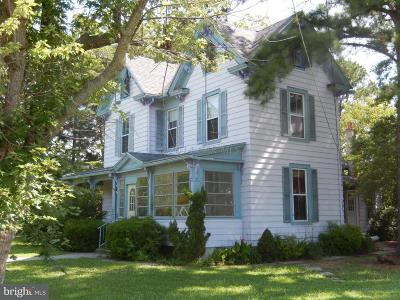 Crisfield Single Family Home Active Under Contract: 232 N Somerset Avenue