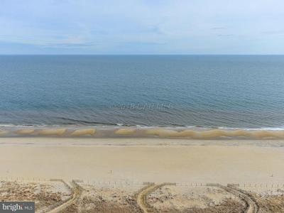 Somerset County, Wicomico County, Worcester County Condo For Sale: 10700 Coastal Highway #2007