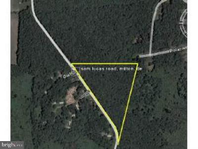 Residential Lots & Land For Sale: Sam Lucas Road