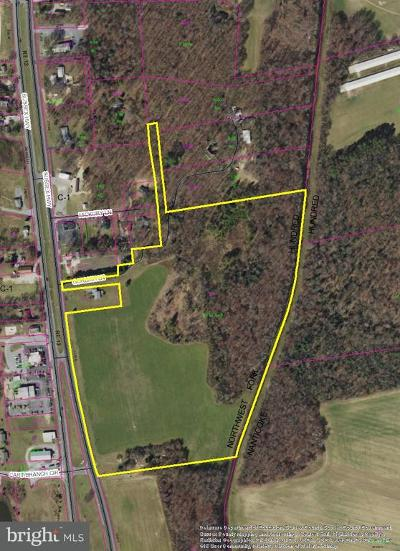 Greenwood Residential Lots & Land For Sale: 12423 Sussex Highway