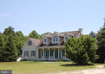 Millsboro Single Family Home For Sale: 23400 Windy