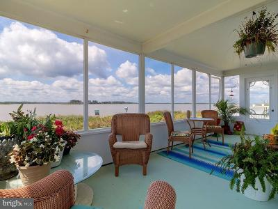 Primehook Beach Single Family Home For Sale: 9036 Shore Drive
