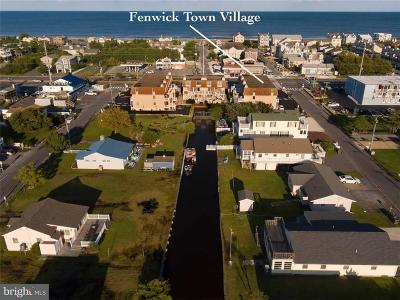 Fenwick Island Single Family Home For Sale: 602 Coastal Highway #8