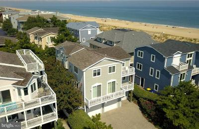 Dewey Beach Single Family Home For Sale: 7 Houston Street