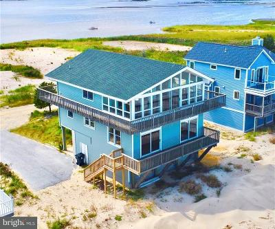 Primehook Beach Single Family Home For Sale: 8931 Shore Drive