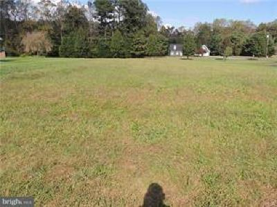 Sussex County Residential Lots & Land For Sale: Lot 50 Maple Street