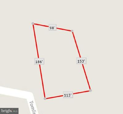 Kent County, New Castle County, Sussex County, KENT County Residential Lots & Land For Sale: 1415 Tomlinson Drive #31