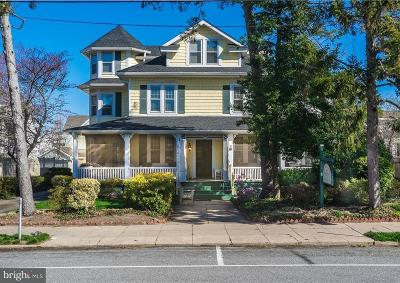 Rehoboth Beach Single Family Home For Sale: 25 Olive Avenue