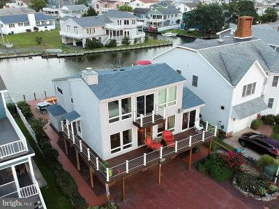 Fenwick Island Single Family Home For Sale: 801 S Schulz Road