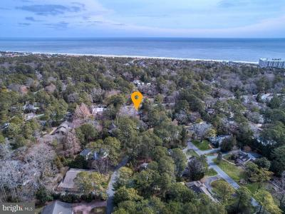Henlopen Acres, North Shores Single Family Home For Sale: 53 Fields End