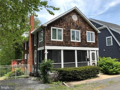 NORTH REHOBOTH Single Family Home For Sale: 37 Virginia Avenue