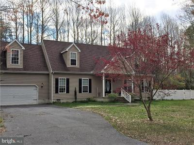 Harbeson Single Family Home For Sale: 24 Falcon Crest Drive