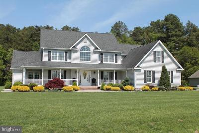 Milford Single Family Home For Sale: 16578 Retreat Circle