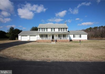 Greenwood Single Family Home For Sale: 13544 Owens Road