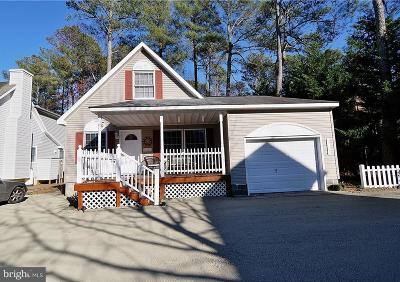 Bethany Beach Single Family Home For Sale: 33403 Coleman Gale Lane