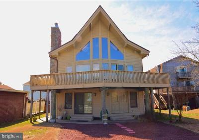 BROADKILL BEACH Single Family Home For Sale: 105 S Bayshore Drive