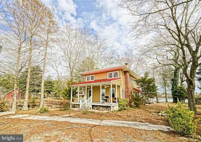 Seaford Single Family Home For Sale: 25069 German Road