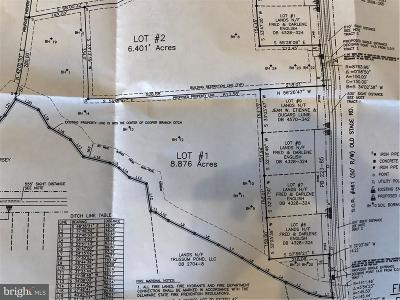 Laurel Residential Lots & Land For Sale: Lot 1 Old Stage Rd #1