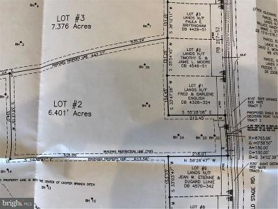Laurel Residential Lots & Land For Sale: Lot 2 Old Stage Rd #2