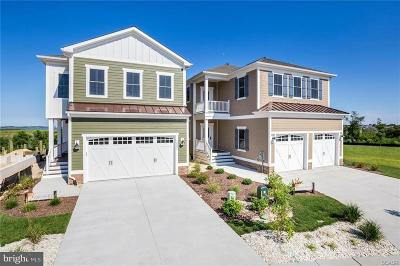 Selbyville Single Family Home For Sale: 32894 Watchtower Drive #46