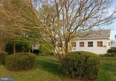 Kent County, New Castle County, Sussex County, KENT County Mobile/Manufactured For Sale: 36697 Syracuse Street