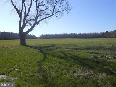 Harbeson Residential Lots & Land For Sale: 23121 Hollyville Road