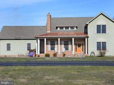 Milford Single Family Home For Sale: 4650 Cedar Neck Road