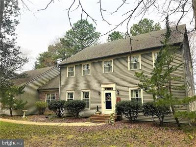 Seaford Single Family Home For Sale: 916 Midway Lane