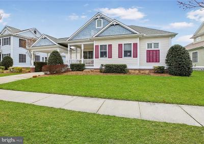 Selbyville Single Family Home For Sale: 11243 Signature Boulevard